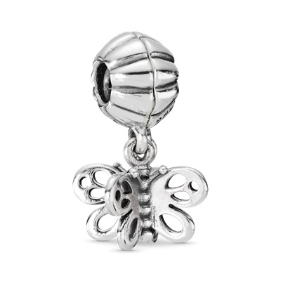 Best Friend Butterfly Pendant Charm 790531 Charms