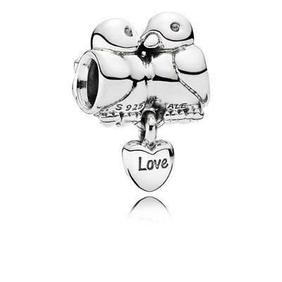 Turtle Dove Charm 791033 Charms Pandora