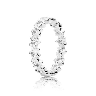 Star Shine Ring 190974cz Rings Pandora