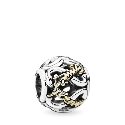 Family Forever Openwork Charm - 791525CZ - Charms   PANDORA